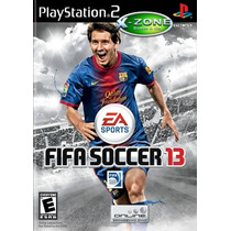 Fifa 13 Ps2 Playstation 2 Original Ntsc Lacrado