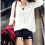 Blusa Camisa Branca Feminina Importada Tam M !!!