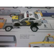 Viatura Polícia Rodoviária Sp Tor. Lancer Esc. 1.64.custom.