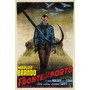 Marlon Brando Fronte Del Porto Itália Filme Poster Repro