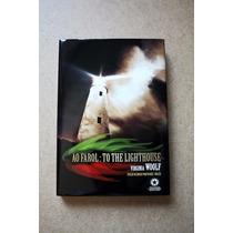 Virginia Woolf Farol Lighthouse Livro Brochura Novo Bilíngue