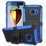 Capa Armadura Super Proteção Galaxy S6 + Película - Fte Gts