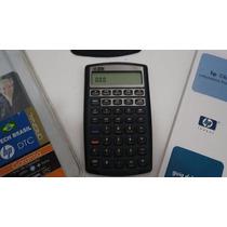 Calculadora Financeira Hp 10bii Sem Embalagem