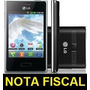 Lg Optimus L3 E400 - Android 2.3, 3mp, 2gb, Wi-fi, Vitrine