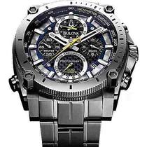 Relógio Bulova Precisionist 96b175 Em 12 X Sem Juros!