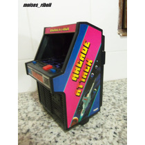 Arcade Attack Tomy Antigo Made In Japan Funcionando Arremate