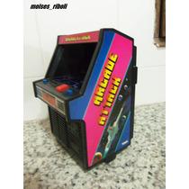 Arcade Attack Tomy Antigo Made In Japan Funcionando