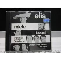 Elis Regina, Cd Elis, Miele E Bôscoli, Philips-1970
