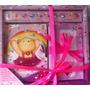 Diario Secreto C/ Cadeado Ursinho + 12 Folhas Coloridas