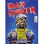 Revista Pôster Iron Maiden Novíssima! = Gigante 52cm X 81cm!