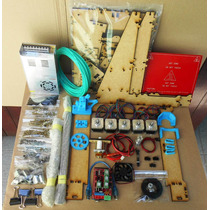 Impressora 3d - Kit Completo Para Montagem - Reprap3d