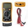 Multimetro Digital Com Teste De Rede E Usb - Lee Tools