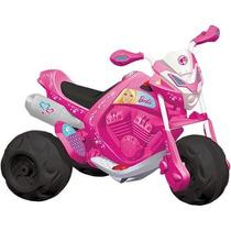 Moto Eletrica Intanfil Recarregável Bivolt 6v Barbie