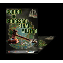 Código De Processo Penal Militar: Ebook-direito Jurídico