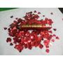 Lança Confetes Coração Vermelho 30 Cm.caixa C/12
