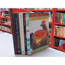 Pacote 5 Livros De João Ubaldo Ribeiro Sorriso Lagarto Etc