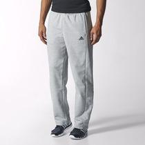 Calça Masculina Adidas Moletom Ess Esportiva Original