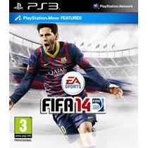 Jogo Semi Novo Da Ea Sports Fifa 14 Para Playstation 3