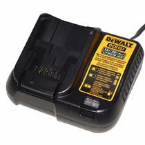 Carregador De Bateria 127v Íon Litio 12v - 20v Dcb107 Dewalt
