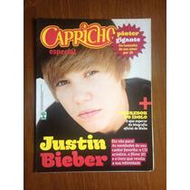 Pôster Capricho Especial - Justin Bieber