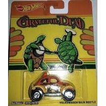 Hot Wheels Grateful Dead Volkswagen Baja Beetle Lacrada!!!