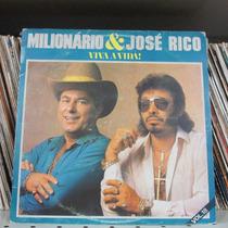 Lp Milionario & José Rico Viva A Vida