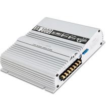 Modulo Amplificador Boog Ab 3100 3 Canais - Estereo E Mono