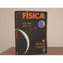 Livro Fisica Básica Vol. Unico Nicolau E Toledo
