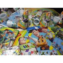Kit Festa Decoração Toy Story Especial 16 Crianças Disney