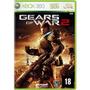 Gears Of War 2 Xbox 360 Jogo Novo Original Lacrado Com Nota