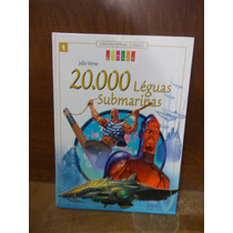 20.000 Léguas Submarinas.coleção Grandes Clássicos Ed.1