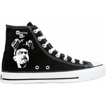 Tênis Breaking Bad All Star Converse Cano Alto Lindissímo !