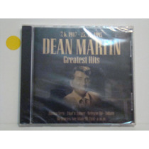 Cd - Dean Martin - Greatest Hits - Lacrado