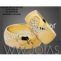 Oferta Mês Das Noivas Ww Joias N°27