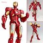Homem De Ferro Revoltech Iron Man Mark Vii Mark 7 Sci-fi 042
