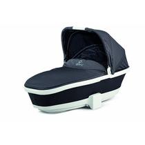 Berço De Bebê (moisés) Quinny Tukk Carrier-preto C/ Branco