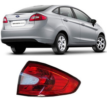 Lanterna Traseira New Fiesta 12 13 14 Sedan Direita