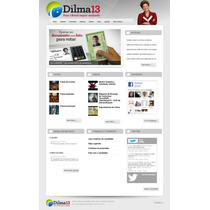 Site Php Para Politicos 2014 Script 100% Administrável