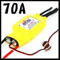 Esc Speed Control 70a Bec 5v Brushless Lipo Quadricoptero