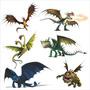 Adesivo Dragões Do Desenho Como Treinar O Seu Dragão Br046