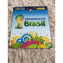 Álbum Copa Do Mundo 2014(vazio)