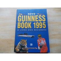 Novo Guinness Book - 1995 - O Livro Dos Recordes