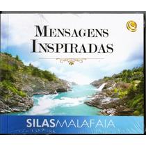 Livro Mensagens Inspiradas - Silas Malafaia