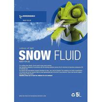 Fluido / Liquido P/ Máquina Neve Concentrado - Faz 80 Litros