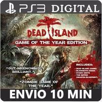 Dead Island Ps3 Psn Jogo Digital Melhor Preço