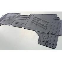 Tapete Mitsubishi L200 Outdoor C/ Traseira Interiça E Nome