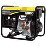 Motogerador A Diesel 4000 7hp 296cc 4,0kva Partida Elétrica