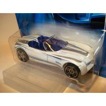 Hw De 2008 - Dodge Concept Car, Nº 87 - Preto Ou Branco