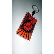 Chaveiro Exclusivo Rock Clássico Metallica St. Anger