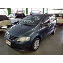Spacefox Plus 1.6 Flex 2010 Cinza 25.990 Financio 100%